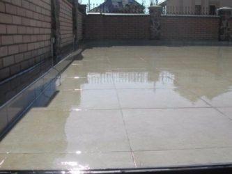 Прозрачная гидроизоляция для плитки