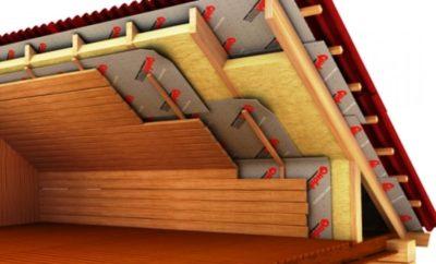 Как правильно утеплить крышу мансарды?