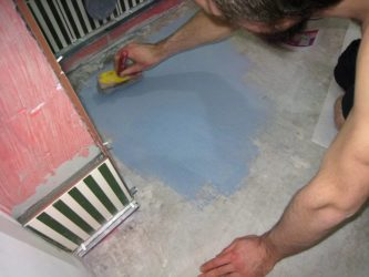 Как сделать гидроизоляцию из жидкого стекла?