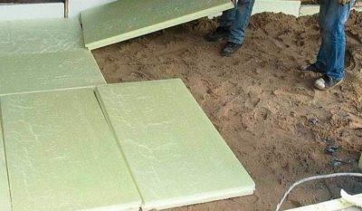 Как утеплить земляной пол в частном доме?