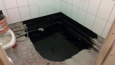 Чем сделать гидроизоляцию пола в ванной комнате?