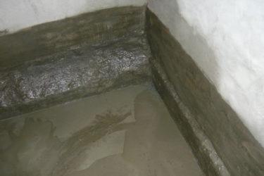 Жидкая гидроизоляция подвала изнутри от грунтовых вод