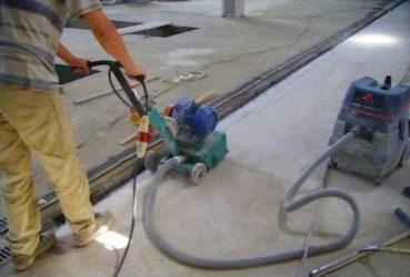 срезать бетон
