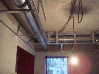 Шумоизоляция вентиляции в квартире