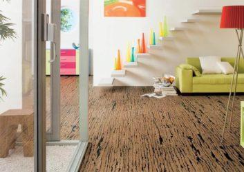 Экологичное напольное покрытие для квартиры