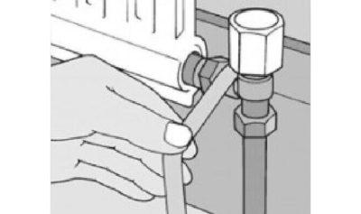 Как устранить течь в алюминиевом радиаторе отопления?