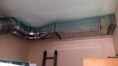 Шумоглушитель для вентиляции в квартире